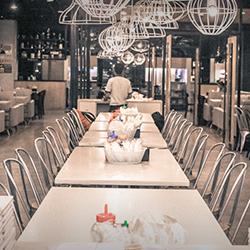 Pan and Flip Restaurant, Supermall Lippo Karawaci